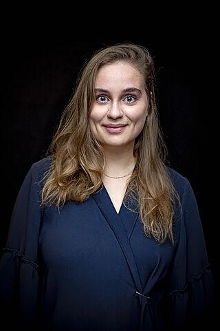 Porträt der Schauspielerin Tiffany Köberich