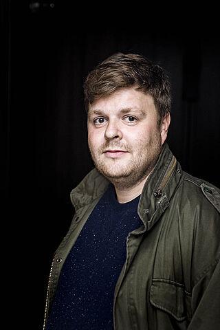 Porträt des Gast-Schauspielers Marius Borghoff.