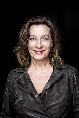 Porträt der Schauspielerin Ellen Dorn.