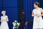 Mariasole Mainini als Sandrina und Vigdis Bergitte Unsgård als Arminda
