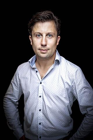 Portrait Benjamin Reiners