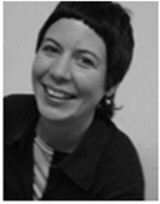 Porträt der Kostümbildnerin Christine Hielscher.