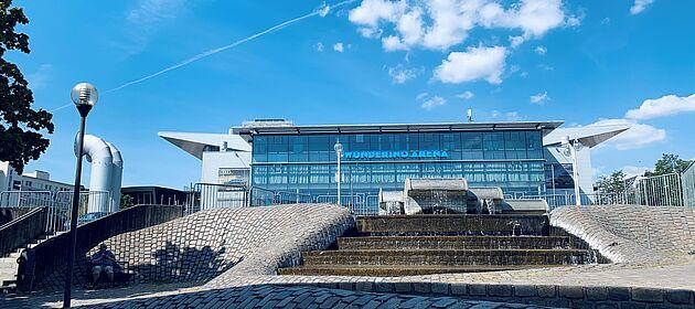 Foto von der Wunderino Arena