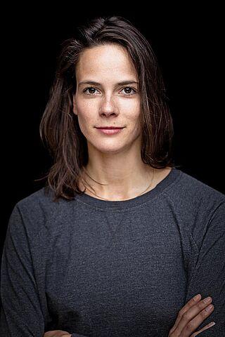 Porträt der Schauspielerin Anne Rohde.