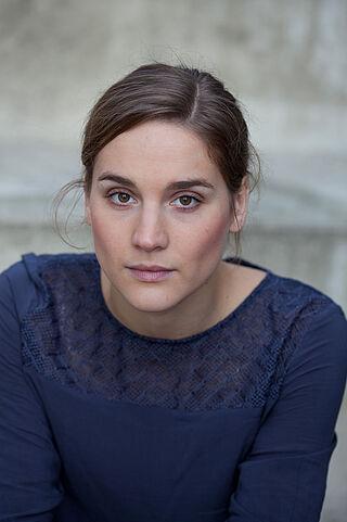 Porträt der Schauspielerin Johann Kröner