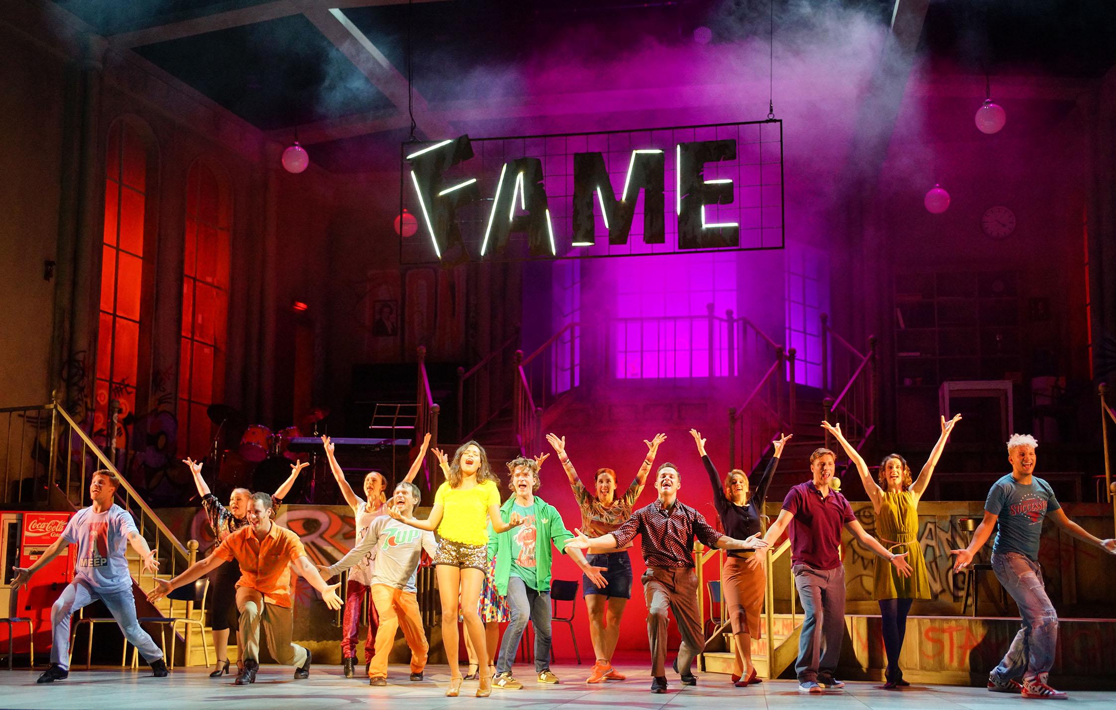 Fame - Das Musical « Monatsplan « Theater Kiel
